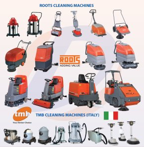 Cleaning Machines