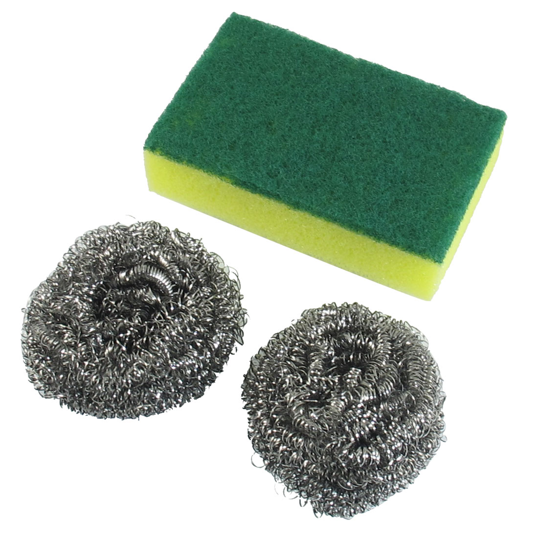 Cleaning sponges and steelwool pads