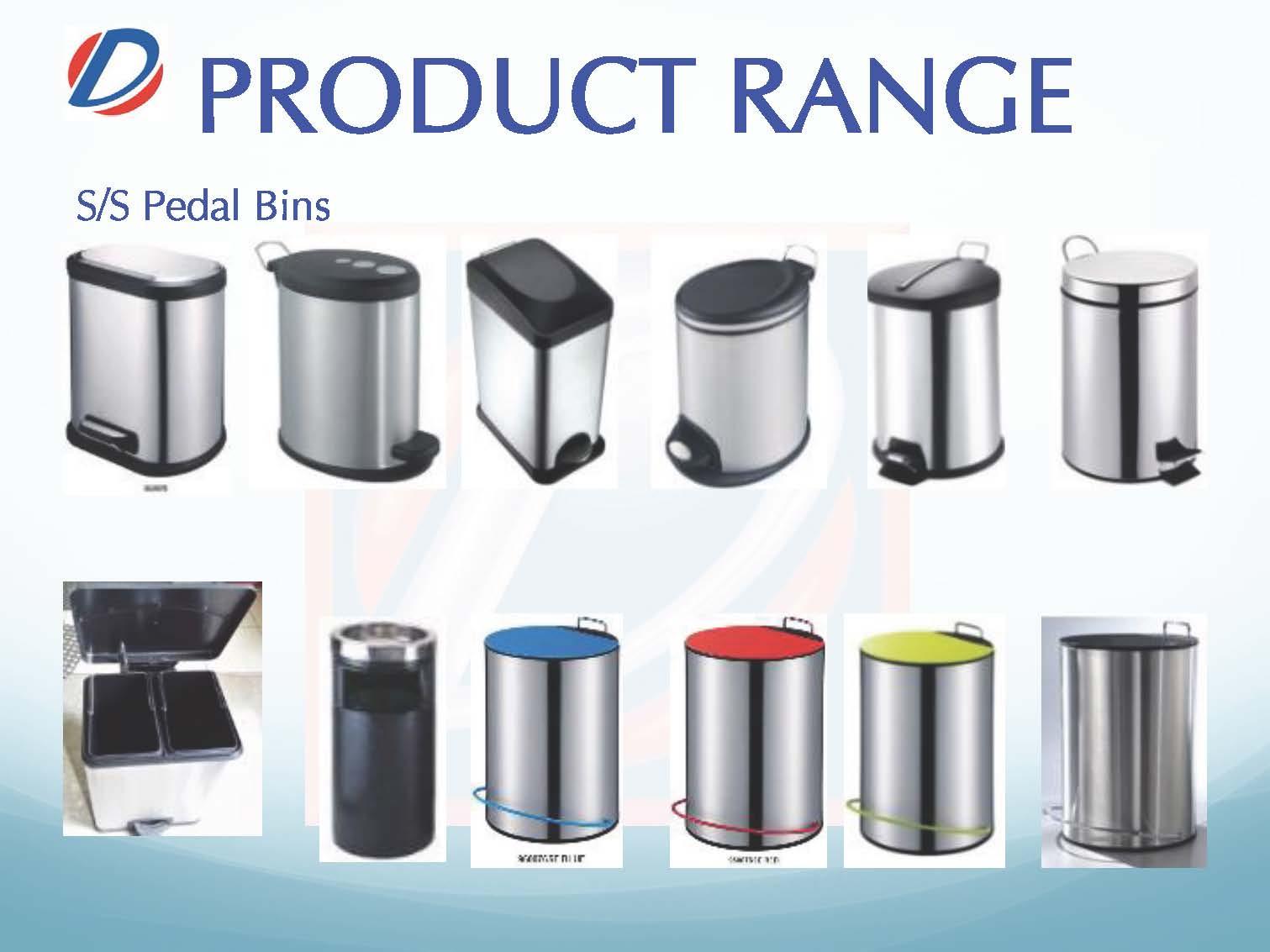 Stainless Steel Bins Suppliers in UAE - Stainless Steel Bins