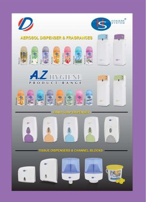 Dispensers And Aerosol Fragrances