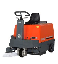 Ride On Sweeper Battery Operated