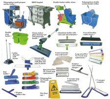 Ipc Cleaning Equipment's