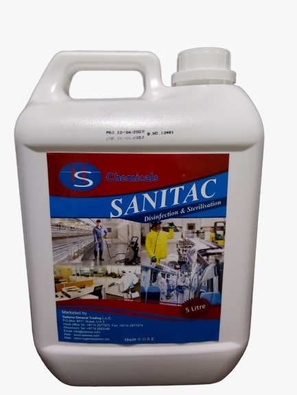 HS Sanitac Disinfectant Cleaner