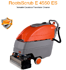 ROOTS ESCALATOR CLEANER E4550 ES