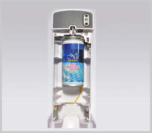 Nu Air Freshner Dispenser
