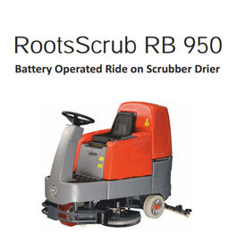 ROOTS SCRUB RB-950