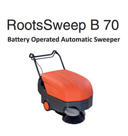 ROOTS SWEEP RB 70