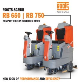 ROOTS SCRUB RB650/750