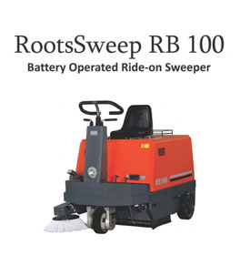 ROOTS SWEEP RB 100