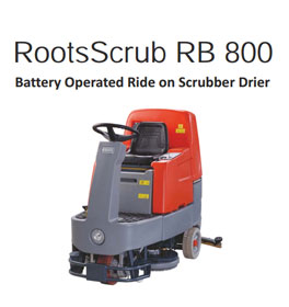 ROOTS SCRUB RB 800