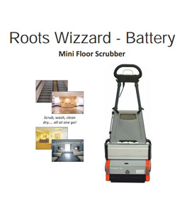 ROOTS WIZARD BATTERY