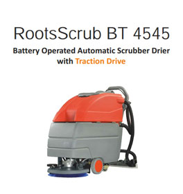 ROOTS SCRUB BT-4545